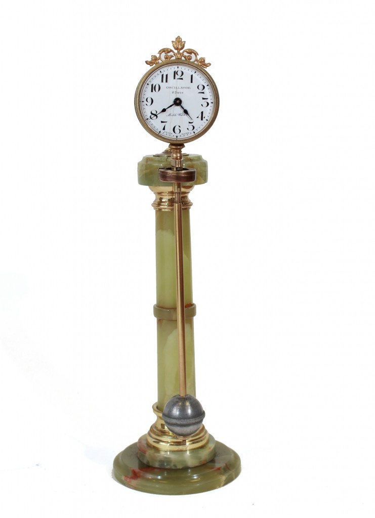 Swiss Swinging Timepiece Mobile Watch Co Carlton Clocks