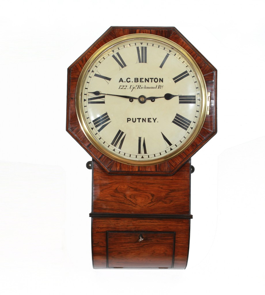 Inch Drop Dial Clock Bezel And Glass