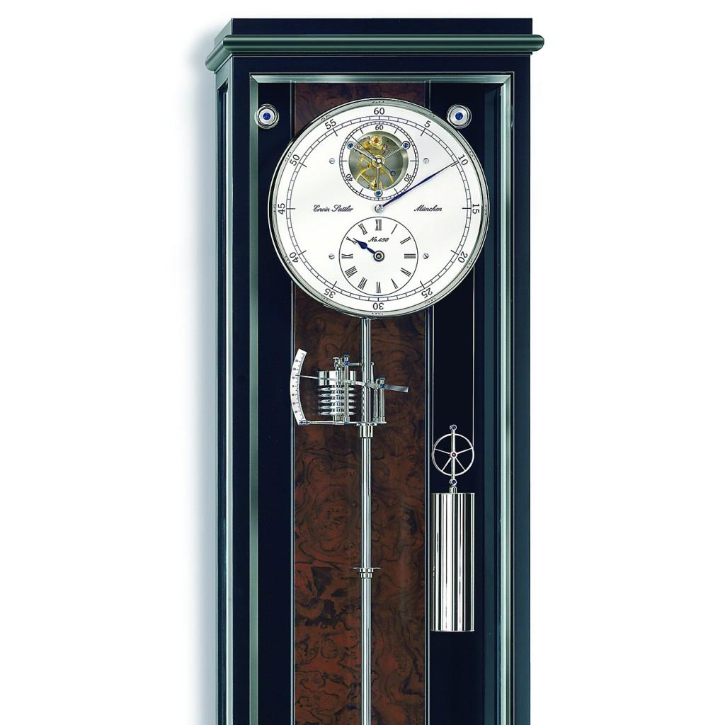 Erwin Sattler Classica Secunda 1995 Carlton Clocks
