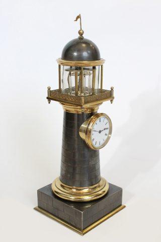 Industrial clock automaton